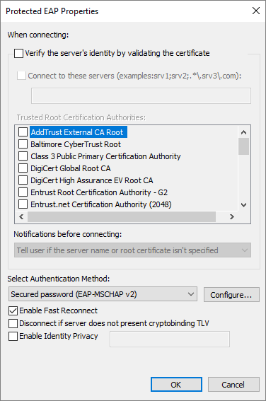 IEEE 802 1X Authentication and Dynamic VLAN Assignment with